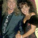 Tawny Kitaen and David Coverdale