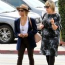 Kat Graham Out Shopping in West Hollywood 05/04/2016 - 454 x 583