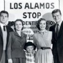 Gene Barry, Lydia Clarke, Lee Aaker, Nancy Gates & Michael Moore