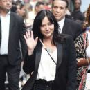 Shannen Doherty – Arrives at Good Morning America in New York City - 454 x 681