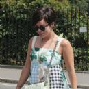 Lily Allen – Wimbledon Tennis Championships 2019 in London - 454 x 632