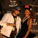 Angela Simmons and Skillz (producer)