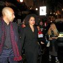 Nathalie Emmanuel – Leaving 'La Boheme' VIP press night in London - 454 x 681