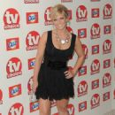 Suzanne Shaw - TV Choice Awards 2010 At The Dorchester On September 6 In London, England