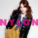 Evan Rachel Wood Nylon Magazine Pictorial November 2010 United States
