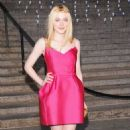 Dakota Fanning: 012 Tribeca Film Festival, Dakota Fanning was spotted arriving at the Vanity Fair party