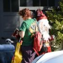 Bella Thorne and Mod Sun out in Los Angeles - 454 x 540