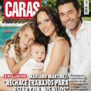 Mariano Martínez and Camila Cavallo - 454 x 610