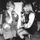 Maureen Starkey and Cynthia Lennon