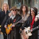 Aerosmith performs on 'The Today Show'
