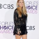 Blake Lively – People's Choice Awards in Los Angeles 1/18/ 2017 - 454 x 747