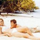Ursula Andress and Jean-Paul Belmondo - 343 x 231