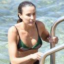 Rachael Finch in Bikini at the beach in Sydney - 454 x 643