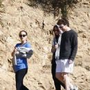Natalie Portman Bumps Around Beachwood Canyon