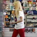 Mischa Barton - Getting Gas In West Hollywood, 2010-07-06