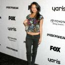 Nathalie Kelley - The 'Prison Break' End Of Season Screening Party On The Fox Studios Lot In Los Angeles, California 2006-04-27 - 454 x 567