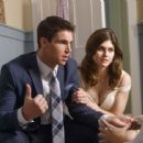 Robbie Amell and Alexandra Daddario