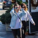 Lea Michele and Ashley Tisdale out in Brentwood - 454 x 683