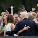 Melania Trump – White House Congressional Picnic in Washington - 454 x 307