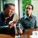 Zhao Wei and Jiang Wen