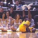 Kobe Bryant and Vannessa Curry