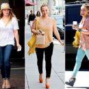 Hilary Duff: DONATIENNE TOTE
