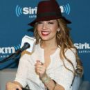 Thalia Visits the SiriusXM Studios