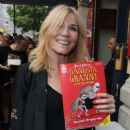 Michelle Collins – 'Gangsta Granny' Play Press Night in London - 454 x 608