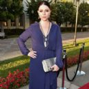 "Actress Michelle Trachtenberg attends the premiere of Lifetime's ""Sister Cities"" at Paramount Theatre on August 31, 2016 in Hollywood, California"