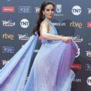 Natalia Oreiro- Platino Awards 2017- Red Carpet - 399 x 600