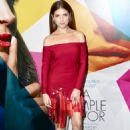 Anna Kendrick – 'A Simple Favor' Premiere in New York
