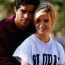 Crystal Bernard and Esai Morales
