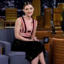 Lucy Hale – 'The Tonight Show Starring Jimmy Fallon' in NYC
