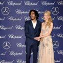 Nicole Kidman & Dev Patel - 28th Annual Palm Springs International Film Festival Film Awards Gala - 454 x 585