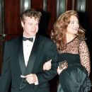 Brooke Shields and David Keith - 454 x 486