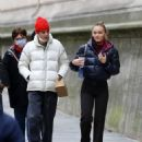 Lily-Rose Depp – Shopping candids in Paris - 454 x 565