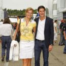 Maria Riesch - Formula 1, Hockenheimring Germany - 25.07.2010 - 454 x 680