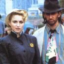 Madonna and Sean Penn in Shanghai Surprise (1986)