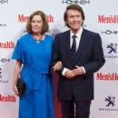 Raphael and Natalia Figueroa- Men's Health Awards 2014 in Madrid - 396 x 594
