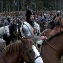 Martin Murphy as Lord Talmadge and Gerard McSorley as Cheltham in Braveheart (1995) - 454 x 193