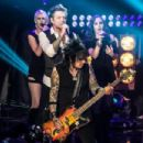 Sixx A.M. Intimate Gig on October 7, 2014 - 454 x 303