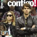 Caroline Celico, Kaká - Contigo! Magazine Cover [Brazil] (12 June 2014)