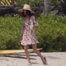 Megan Fox - The Beach In Hawaii 6-28-2010