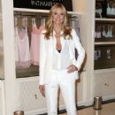 Heidi Klum Intimates Launch In Nyc