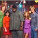 Matthew Lillard, Linda Cardellini, Ruben Studdard, Sarah Michelle Gellar and Freddie Prinze Jr. in Scooby-Doo 2: Monsters Unleashed - 2004 - 433 x 291