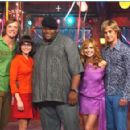 Matthew Lillard, Linda Cardellini, Ruben Studdard, Sarah Michelle Gellar and Freddie Prinze Jr. in Scooby-Doo 2: Monsters Unleashed - 2004