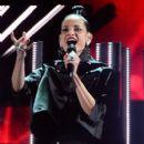 Natalia Jimenez- 16th Latin GRAMMY Awards - Show - 399 x 600