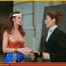 Lynda Carter and Brenda Benet Star on Wonder Woman