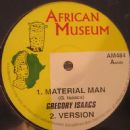 Gregory Isaacs - Night Nurse / Material Man