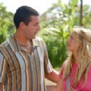 Adam Sandler And Drew Barrymore In 50 First Dates (2004)